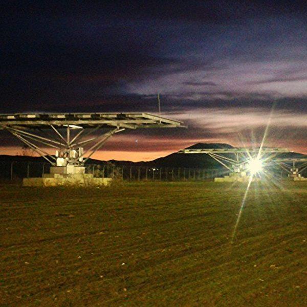 Φωτοβολταικό πάρκο 100kW Καπαδοκικό-Καρδίτσα