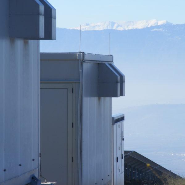 Φωτοβολταικός σταθμός Μέση τάση Τρίκαλα